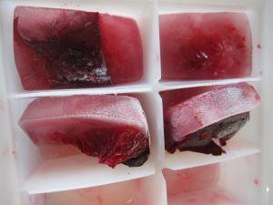 plum cubes